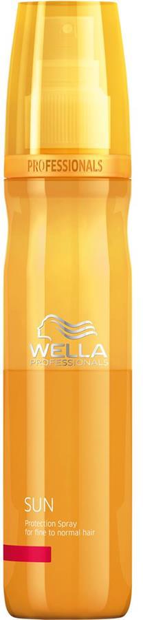 Wella Sun Увлажняющий бальзам для волос и кожи 150 мл wella professionals elements несмываемый увлажняющий спрей 150 мл