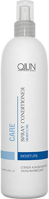 Ollin Спрей-кондиционер увлажняющий Care Moisture Spray Conditioner 250 мл спрей lakme sun care protection spray