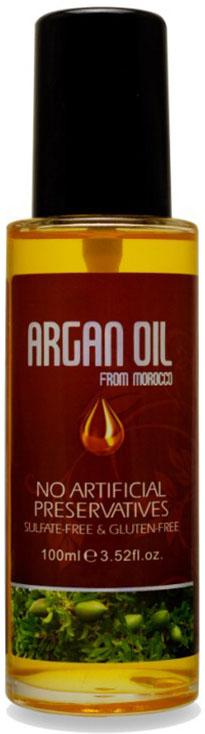 Morocco Argan Oil Масло арганы для волос 100 мл Nuspa6590132Активные ингредиенты и их эффект:Масло арганы это натуральный растительный компонент, созданный природой для Вашей красоты. После использования этого жидкого золота волосы сияют изнутри, они гораздо лучше защищены от негативных факторов внешнего мира, получают максимум питания и увлажнения.Масло семян льна усиливает и дополняет действие масла арганы. Благодаря богатому составу оно замедляет выпадение волос, предотвращает образование перхоти, нормализует работу сальных желез. Льняное масло отлично питает увлажняет волосы, делает из послушными и гладкими.
