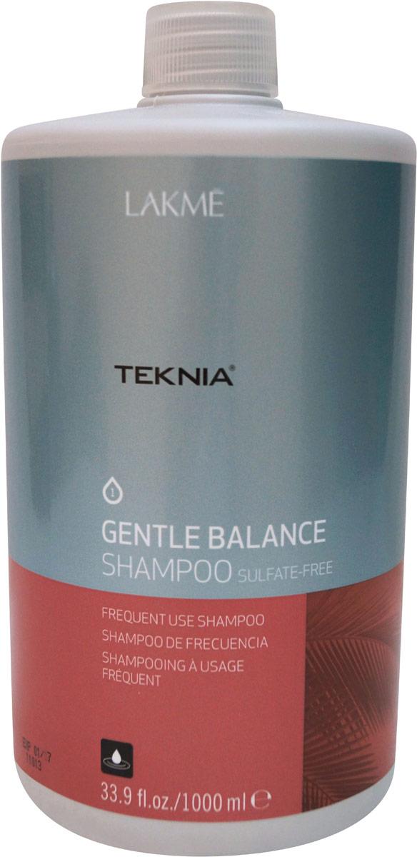 Lakme Шампунь для частого применения для нормальных волос Sulfate-Free Shampoo, 1000 мл47111Шампунь подходит для ежедневного применения, благодаря сбалансированной и мягкой формуле без использования сульфатов. Содержит экстракт акаи, который усиливает увлажняющие свойства шампуня. Антиоксидантные и восстанавливающие свойства масла акаи делают волосы мягкими, здоровыми и естественно блестяшими. Бережно относится к цвету. Шампунь для частого применения для нормальных волос Lakme Teknia Gentle Balance Sulfate - Free Shampoo содержит WAA™ – комплекс растительных аминокислот, ухаживающий за волосами и оказывающий глубокое воздействие изнутри. Подходит для чувствительной кожи головы.