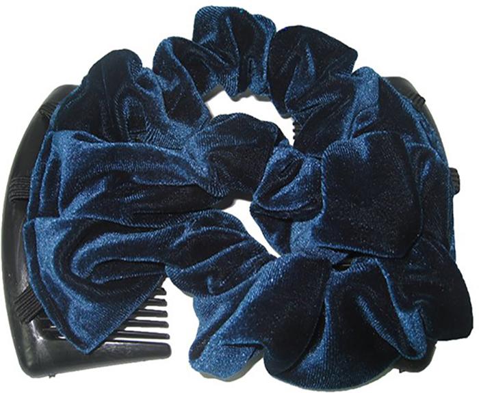 Montar Заколка Монтар, синяя montar заколка монтар бордовая