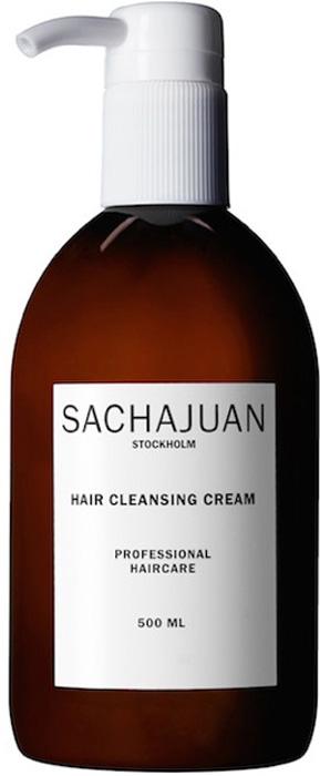 Sachajuan Очищающий крем для волос 500 мл05175075023Очищающий крем для волос – это новая техника очищения волос, не похожая на традиционное мытье шампунем и оставляющая после себя другие ощущения. Крем не пенится, но делает волосы блестящими, увлажняет и делает их мягкими на ощупь с помощью специальной технологии, расщепляющий жир с помощью восков. Его состав идеально подходит для любого типа волос включая сухие, окрашенные, вьющиеся, поврежденные или подвергшиеся химическому воздействию волосы. Главный очищающий активный ингредиент получен из натуральных растительных масел. В состав средства также включена специальная модифицированная водоросль, полученная с помощью нашей разработки - Ocean Silk Technology. Также в состав средства входят молочные кислоты и касторовое масло. Крем имеет приятный цитрусовый аромат.
