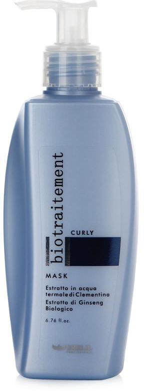Brelil Маска для вьющихся волос Bio Traitement Curly Mask , 200 мл725690Brelil Bio Traitement Curly Mask Маска для вьющихся волос способствует формированию оптимальной структуры волоса, обеспечивает необходимый уровень увлажнения, в результате чего волосы становятся эластичными и послушными. Маска основана на природном экстракте клементина, который осуществляет разглаживание кутикулы волоса, устраняет неприятную пушистость волос, тонизирует кожу головы. Маска от компании Брелил отлично оберегает волосы от повышенной влажности, ярких солнечных лучей, пыли и морской соли. Благодаря маске Brelil Bio Traitement Curly Mask Ваши волосы будут сильными, гибкими и здоровыми при любых условиях. Маска Брелил Curly Mask обладает приятным освежающим ароматом, не содержит вредные вещества и идеально подходит для регулярного применения.