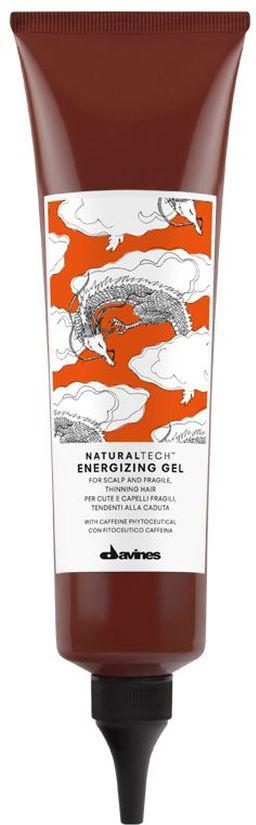 Davines Энергетический гель против выпадения волос New Natural Tech Energizing Gel, 150 мл недорого