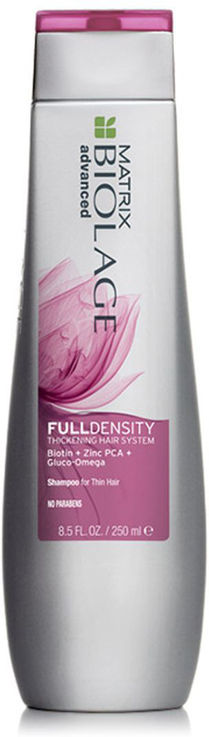 Matrix Biolage Full Density Шампунь для тонких волос, 250 мл matrix fulldensity conditioner