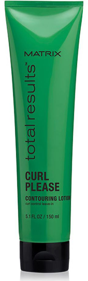 Matrix Total Results Curl Please Лосьон для вьющихся волос, 150 мл14232Лосьон Curl Please Contouring Lotion (Кёрл Плиз) придаёт блеск и формирует упругие локоны, питает и увлажняет волосы для разделения завитков. Блестящие, послушные, приятные на ощупь локоны.