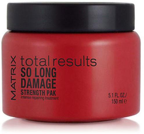 Matrix Total Results So Long Damage Маска с керамидами, 150 мл matrix маска total results pro solutionist 150 мл