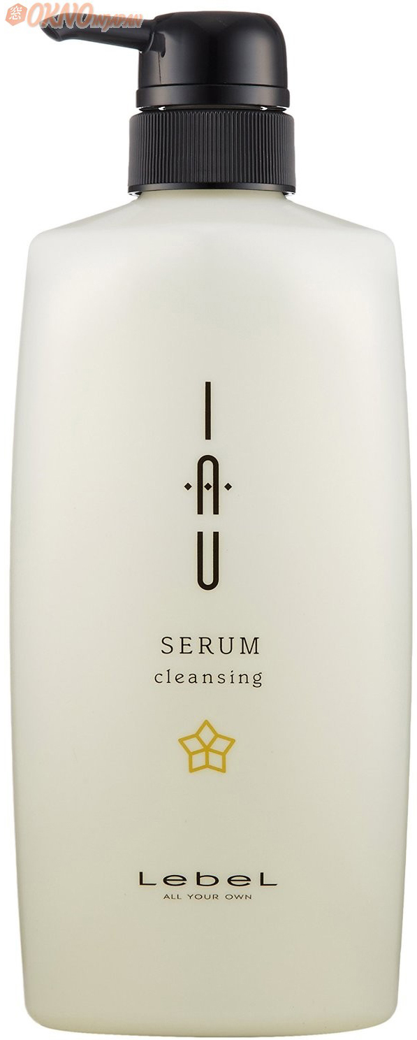 Lebel IAU Serum Cleansing - Увлажняющий аромашампунь для ежедневного применения 600 мл5390лпУвлажняющий аромашампунь для ежедневного применения Бережно и эффективно очищает кожу и увлажняет волосы. Обладает противовоспалительным и ранозаживляющим действием. Придает волосам естественный блеск. Нормализует гидролипидный баланс кожи головы. Идеально подходит для частого применения.Содержит: Масло инка инчи, корень солодки, витамин Е. Ароматерапия: Цветочные, растительные ароматы с фруктовой сладкой ноткой женственный и ненавязчивый аромат.