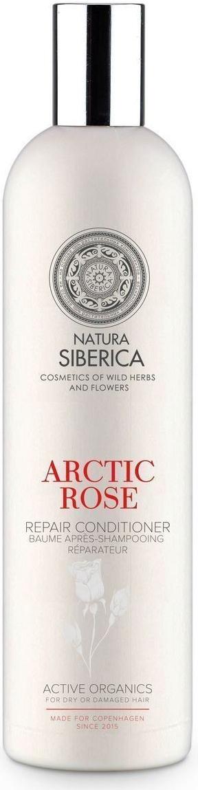 Natura Siberica Estonia Copenhagen Бальзам восстанавливающий арктическая роза 400 мл086-13-16422Восстанавливающий бальзам бережно ухаживает и заботится о сухих и поврежденных волосах, возвращая им природную силу и красоту. Роза увлажняет волосы, делая их более гладкими и послушными. Арктическая малина - богатый источник витаминов и незаменимых аминокислот, которые способствуют интенсивному питанию и восстановлению структуры волос. Гидролизованный рисовый протеин богат аминокислотами, витаминами группы B, PP, K, витамином Е и минеральными солями, укрепляет и защищает волосы от ломкости и образования секущихся кончиков.