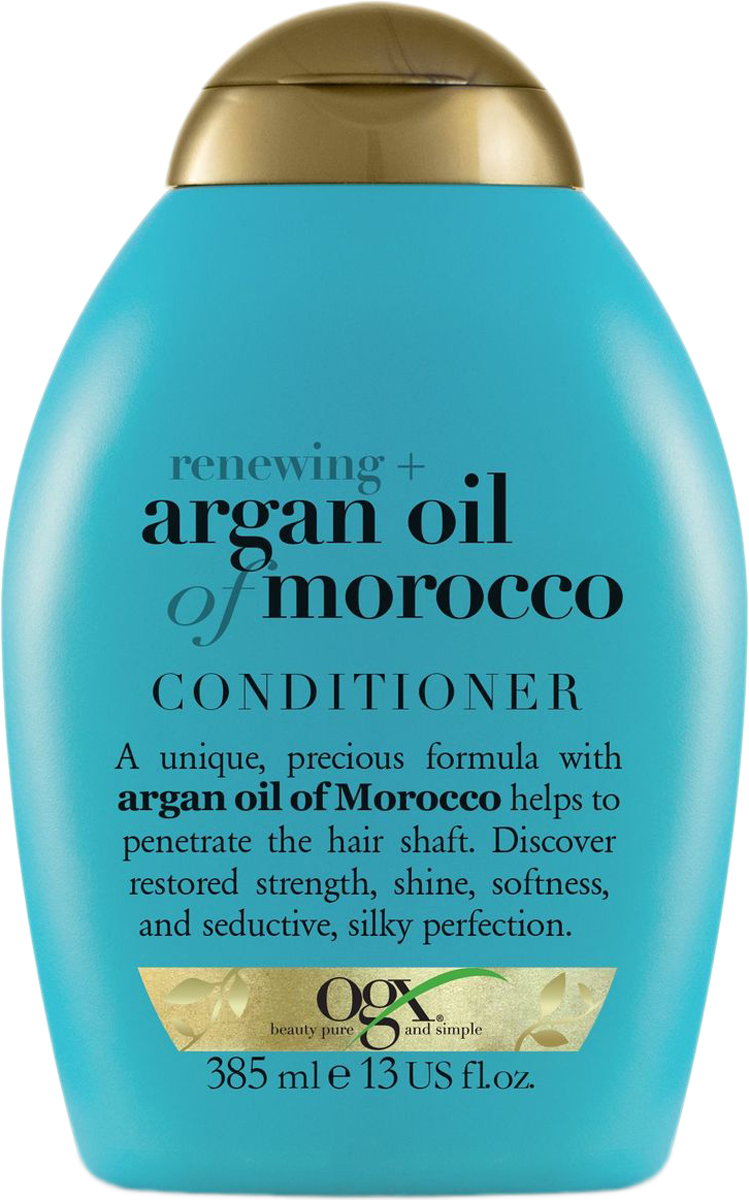 OGX Кондиционер для восстановления волос с аргановым маслом, 385 мл.