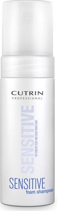 Cutrin Sensitive Shampoo Шампунь-пена для окрашенных волос и чувствительной кожи головы, 150 мл12682Cutrin Sensitive – серия профессиональных средств для волос, разработанная в сотрудничестве с Федерацией Аллергии и Астмы Финляндии (A&A Federation). Продукты серии произведены из тщательно отобранных, максимально безопасных, чистых и мягких ингредиентов, в формулах отсутствуют искусственные отдушки, красители, силиконы и парабены. Cutrin Sensitive - безопасный выбор для каждого: как для потребителей с повышенной чувствительностью кожи головы, склонностью к раздражениям и аллергическим реакциям, так и для мастеров в салонах, регулярно подвергающихся риску из-за работы в химически агрессивной среде. Шампунь без отдушек подходит для ежедневного использования для чувствительной кожи головы. Подходит для окрашенных и нормальных волос. Защищает, увлажняет и укрепляет волосы. Формула разработана для поддержания блеска волос и делает волосы послушными. Волосы становятся сильными и блестящими.