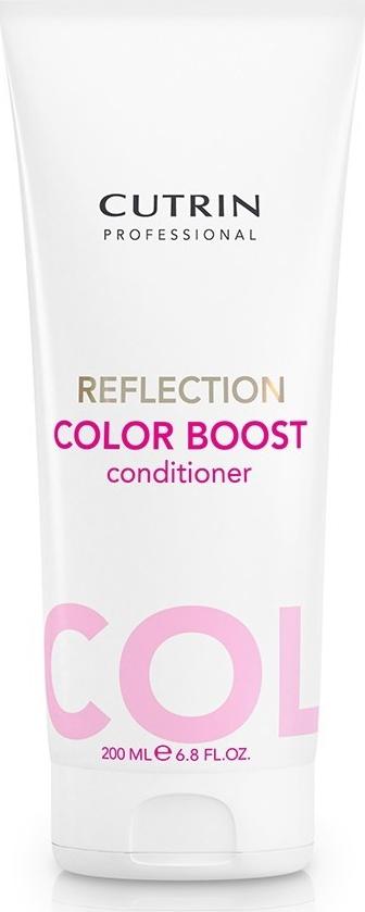 Cutrin Reflection Color Care Conditioner Кондиционер для поддержания цвета окрашенных волос, 200 мл54237Кондиционер серии Reflection Color Care финского бренда Cutrin. Обеспечивает бережное очищение окрашенных волос. Придает естественное сияние и ухоженный свежий вид волосам, поддерживает правильный гидробаланс. Содержит инновационные UV-фильтры и природные экстракты. Имеет приятный фруктовый аромат.