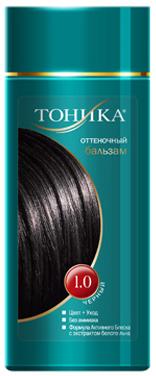 Тоника Оттеночный бальзам 1.0 Черный, 150 мл6122Красивые и здоровые волосы- важный элемент имиджа красивой женщины! Черный цвет волос придаст вашему образу таинственность. Подходит для русых, темно-русых и черных волосНе содержит спирт, аммиак и перекись водородаСодержит уникальный экстракт белого льнаКрасивый оттенок + дополнительный уходСтойкий цвет без вреда для волос