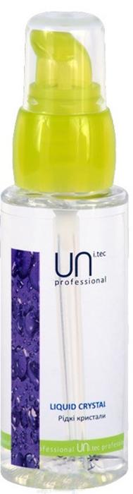 Uni.tec Жидкие кристаллы Liquid Crystal, 50 млU0006Придают блеск и восстанавливают структуру сухих и поврежденных волос. Являясь составляющей формулы, персиковое масло оказывает регенерирующее, смягчающее и антиоксидантное действия, благодаря содержанию полиненасыщенных и насыщенных жирных кислот, витаминов, микроэлементов. Абрикосовое масло обладает высокой биологической активностью, питает и восстанавливает структуру волос, регулирует гидролипидный баланс. Взаимодействие цикличных силиконов с персиковым и абрикосовым маслом создает защитное покрытие по всей длине волоса, обеспечивая сохранение влаги внутри капиллярного волокна, защиту от механических повреждений, гарантируют защиту от UV-излучения и негативного воздействия окружающей среды, предупреждают повреждения волос во время термической обработки, препятствует электризации волос. Не утяжеляют и не жирнят волосы. Применение: нанести небольшое количество на влажные или сухие волосы. Не смывать.
