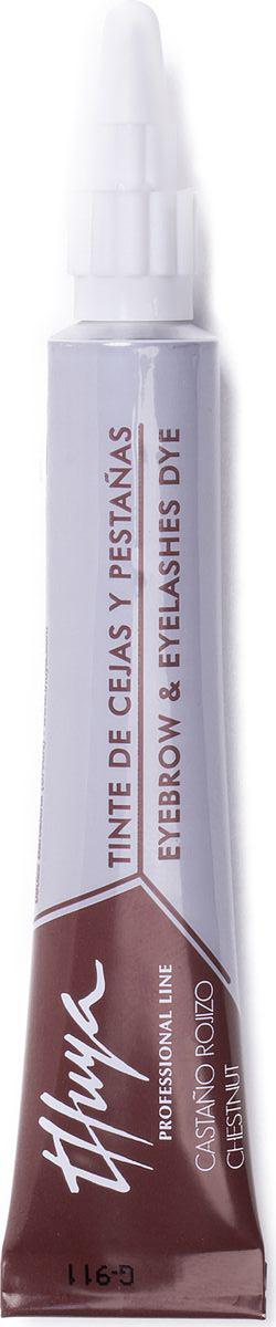 Thuya Светло-коричневая Краска для бровей и ресниц, 14 млA9138500Всемирно-Известный Европейский бренд Компания THUYA уже более 25 лет занимает лидирующие позиции в Европе по производству продуктов для окрашивания бровей и ресниц ПРЕМИУМ класса и представлена в более чем 50 странах мира. Вся продукция проходит постоянные дерматологические офтальмологические тесты.Вся продукция является сертифицированной. Вся продукция соответствует высокому контролю качества в согласии с европейскими косметическими нормами (Genetest).