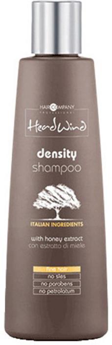 Hair Company Professional Head Wind Density Shampoo Шампунь, придающий объём, 250 мл hair company шампунь придающий объём density shampoo шампунь придающий объём density shampoo 250 мл 250 мл