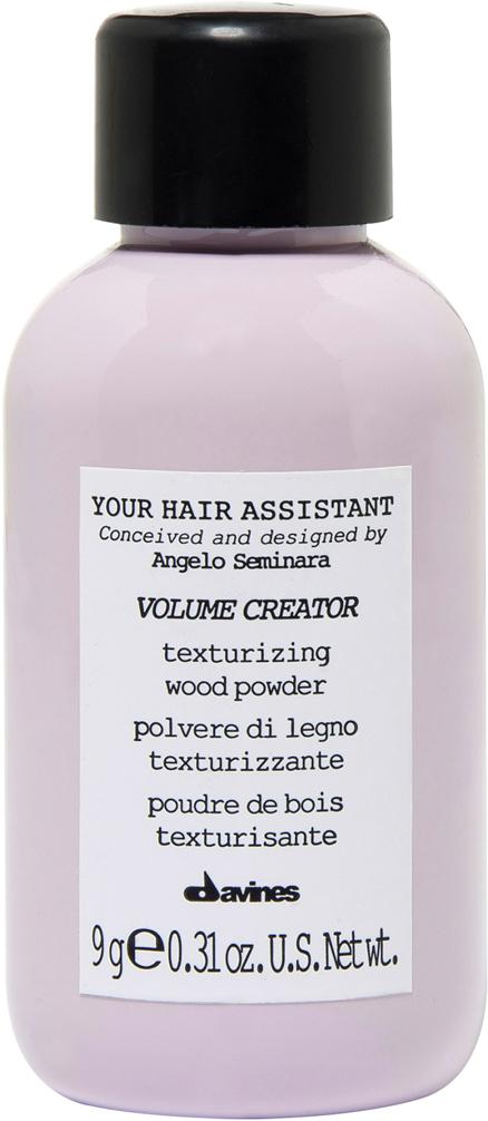 Davines Your Hair Assistant Volume Creator Пудра для объема волос, 9 гр davines your hair assistant your hair assistant duo pack volume creator and brush набор пудра для объема волос кисть