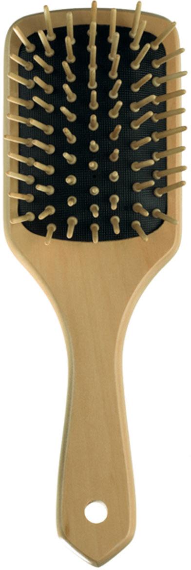 Dewal Расческа массажная, с деревянными зубцами. BR-WW464BR-WW464В ассортименте торговой марки Dewal (Деваль) имеются расчески на все случаи жизни, с помощью которых можно выполнять стрижки, укладки, модельные причёски и другие манипуляции с волосами. Вообще расческа для волос считается для парикмахера самым простым, но при этом незаменимым инструментом. Большая массажная деревянная щетка с деревянными зубцами идеальна для расчесывания любых волос и массажа кожи головы, специальная форма зубцов обеспечивает наиболее бережное соприкосновение с кожей головы. Продуманная конструкция, эргономичный дизайн обеспечивают комфортную работу парикмахера. Расчёски с лёгкостью скользят по волосам, удобно ложатся в руку. Товар сертифицирован.
