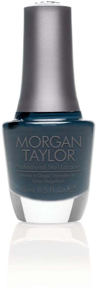 Morgan Taylor Лак для ногтей Denim Du Jour/Деним, 15 мл