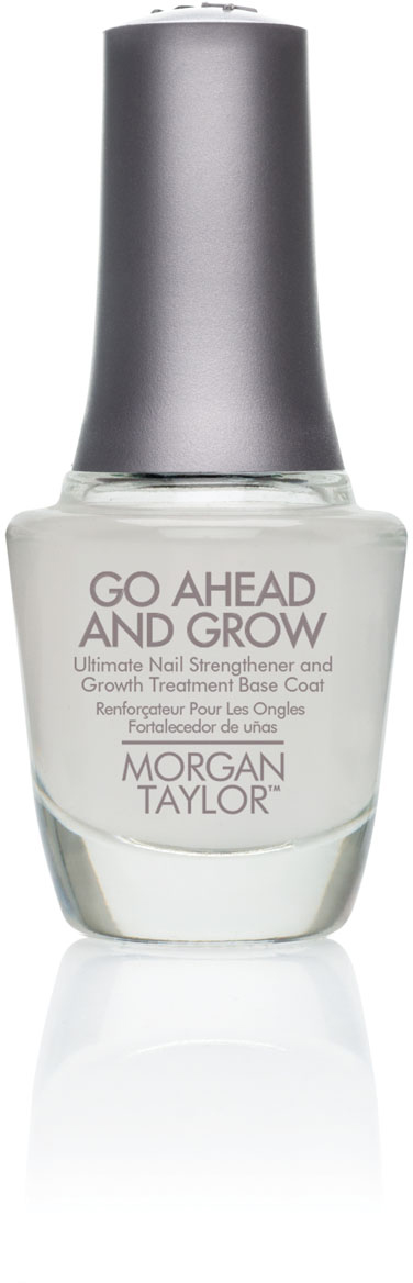 Morgan Taylor Укрепляющее базовое покрытие для тонких ногтей, 15 мл уход за ногтями nailtek hydrate 3 объем 15 мл