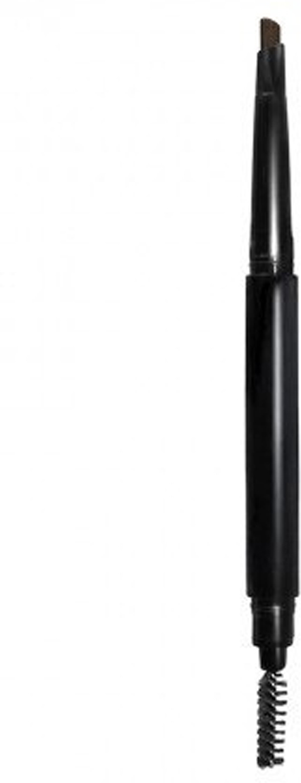 SLEEK MAKEUP Контур для бровей EYEBROW STYLIST Dark, 0.014гр96086513Этот продукт объединяет в себе сразу два инструмента для идеального макияжа бровей – скошенный карандаш для моделирования формы и специальную щеточку для достижения максимально естественного эффекта.Как создать идеальные брови: пошаговая инструкция. Статья OZON Гид