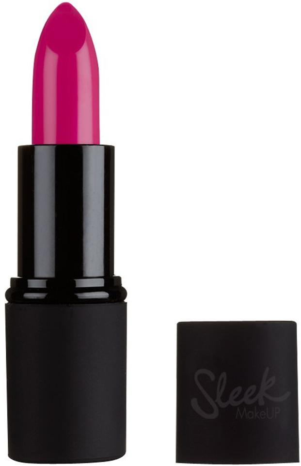 SLEEK MAKEUP Губная помада True Colour Lipstick Fuchsia 789, глянцевая, 3,5гр96018422Матовая помада ярких, сочных оттенков. Высокопигментированная. Обогащенная витамином Е для увлажнения и защиты губ. Легко скользит по губам при нанесении.Хранить в сухом прохладном месте. Не тестируется на животныхКакая губная помада лучше. Статья OZON Гид