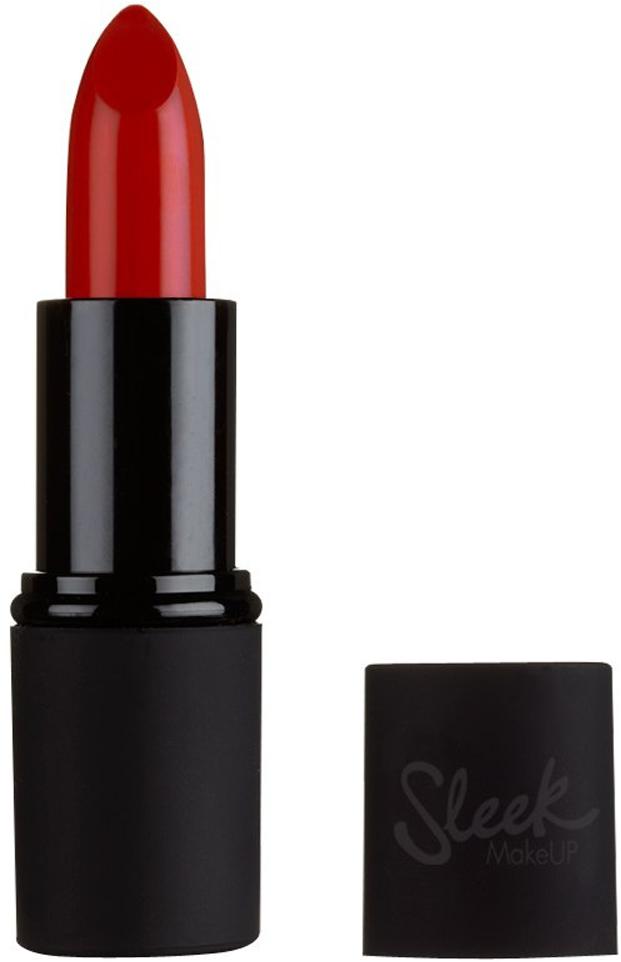 SLEEK MAKEUP Губная помада True Colour Lipstick Vixen 787, глянцевая, 3,5гр96018385Матовая помада ярких, сочных оттенков. Высокопигментированная. Обогащенная витамином Е для увлажнения и защиты губ. Легко скользит по губам при нанесении.Хранить в сухом прохладном месте. Не тестируется на животныхКакая губная помада лучше. Статья OZON Гид