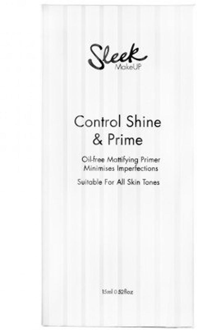 SLEEK MAKEUP Основа под макияж PRIMER CONTROL&SHINE, 10,5гр96098042Эта замечательная основа под макияж создает гладкую и ровную базу. Она очень легко применяется и совершенно незаметна на коже, при этом сохраняется безупречный цвет лица. Эта легкая формула с роскошной и бархатной текстурой готовит кожу к нанесению макияжа, который уменьшает видимость пор. - See more at: http: и и iludus.ee и ru и sleek-makeup-control-shine-primer-15ml#sthash.sN9l1cwK.dpuf