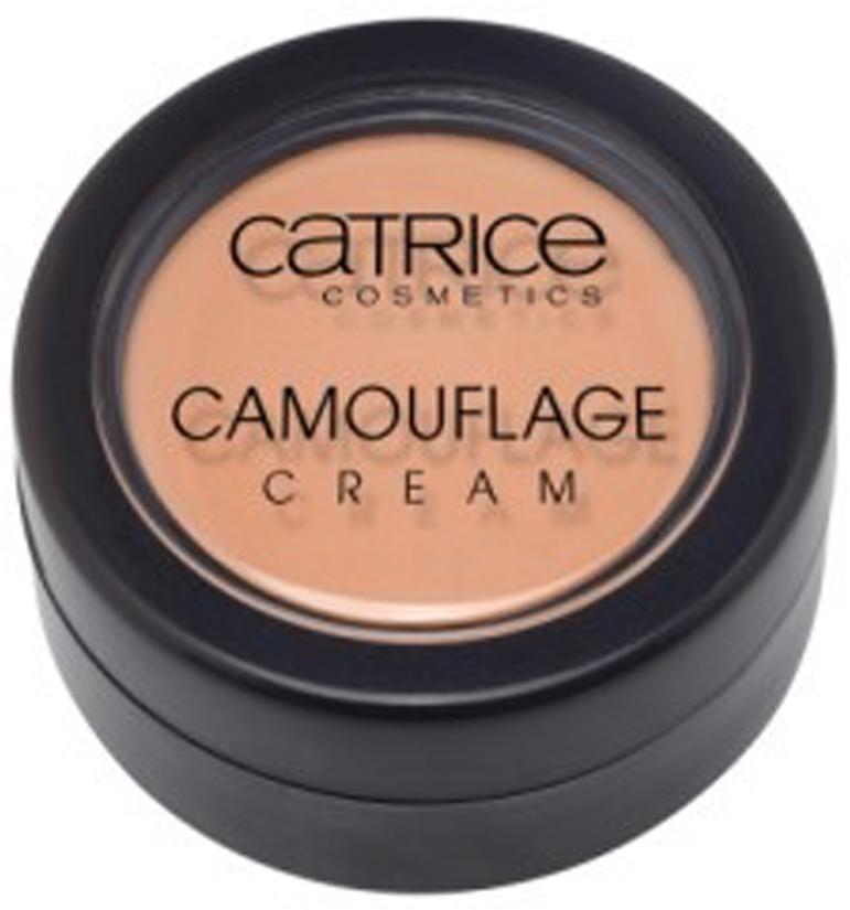 CATRICE Консилер Camouflage Cream 025 Rosy Sand песочно-розовый, 3гр79339Незаменимый продукт для идеального тона Вашей кожи.Кремовый консилер Camouflage Cream благодаря своей стойкой текстуре и непревзойденным маскирующим свойствам поможет исчезнуть неровностям, пигментным пятнам, выступающим сосудам и прочим недостаткам на Вашем лице.