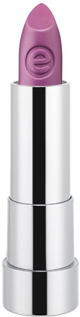 essence Губная помада Sheer & shine лиловый с блеском т.07, 3,5гр54225Новый фаворит твоих губ! Супер-легкая формула новой полупрозрачной помады с блеском добавит цвета и обеспечит нежный розовый, сияющий нюдовый или коричневый оттенок твоим губам. Цветной колпачок в тон помаде позволит легко и быстро выбрать нужный оттенок. Невесомая, сияющая и такая стильная.Какая губная помада лучше. Статья OZON Гид