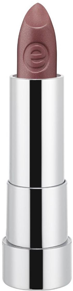 essence Губная помада Sheer & shine коричневый с блеском т.10, 3,5гр040133002Новый фаворит твоих губ! Супер-легкая формула новой полупрозрачной помады с блеском добавит цвета и обеспечит нежный розовый, сияющий нюдовый или коричневый оттенок твоим губам. Цветной колпачок в тон помаде позволит легко и быстро выбрать нужный оттенок. Невесомая, сияющая и такая стильная.Какая губная помада лучше. Статья OZON Гид