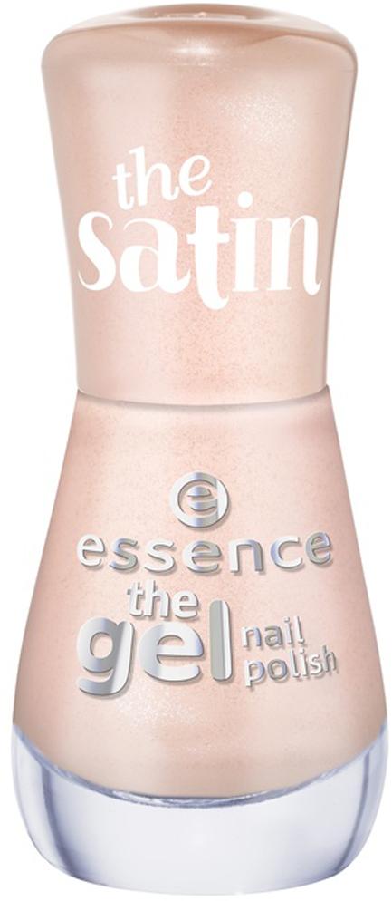 essence Лак для ногтей The gel nail бежевый с эффектом сатина т.35, 8мл51221Лак для ногтей Gel Nail Polish, который совмещает в себе легкость нанесения и стойкий результат. Он на 60% превосходит по стойкости обычный лак для ногтей, дает максимальную защиту от сколов, длительный блеск, в то же время наносится так же легко, как и обычный лак, не требуя применения светодиодной или ультрафиолетовой лампы, а также легко удаляется с помощью жидкости для снятия лака.Инновационная технология с использованием ультратонких пигментов дает более интенсивный и стойкий цвет в сочетании с безупречным глянцевым блеском. Новые лаки для ногтей должны использоваться в сочетании с базовым слоем и верхним покрытием, все вместе давая отличный результат.Просто нанесите на ногти базовый слой и дайте ему полностью высохнуть, затем покрасьте ногти гелем для ногтей желаемого оттенка и тоже тщательно просушите. После этого нанесите верхнее защитное покрытие, и наслаждайтесь результатом! Легко удаляется с помощью обычного средства для снятия лака.Новые лаки для ногтей Essence Gel Nail Polish выпускаются в 46 оттенках с различными видами финишей — матовым, сатиновый, желе, мерцающий, переливающийся.Специально разработанная формула делает лак невероятно стойким и обеспечивает гелевый блеск маникюру. Инновационная технология делает цвет лака насыщенным, а нанесение легким и быстрым.Как ухаживать за ногтями: советы эксперта. Статья OZON Гид