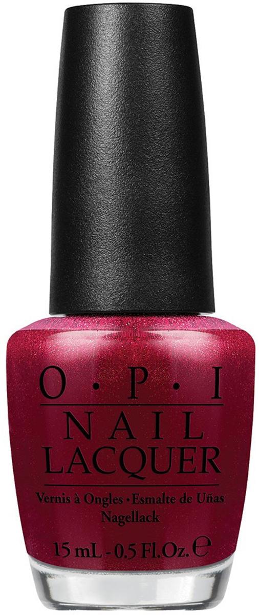 OPI Лак для ногтей Red Fingers & Mistletoe, 15 млHRF10Лак для ногтей OPI быстросохнущий, содержит натуральный шелк и аминокислоты. Увлажняет и ухаживает за ногтями. Форма флакона, колпачка и кисти специально разработаны для удобного использования и запатентованы.Как ухаживать за ногтями: советы эксперта. Статья OZON Гид