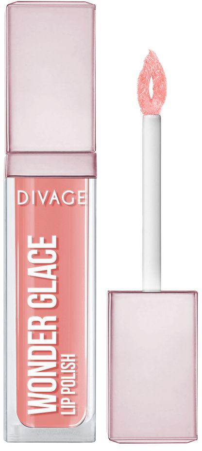 DIVAGE Лак для губ WONDER GLACE, тон № 01, 5 мл009271DIVAGE приготовил для тебя отличный подарок - лак для губ с инновационной формулой, которая придает глубокий и насыщенный цвет. Роскошное глянцевое сияние на твоих губах сделает макияж особенным и неповторимым. 8 самых актуальных оттенков, чтобы ты могла выглядеть ярко и привлекательно в любой ситуации. Особая форма аппликатора позволяет идеально прокрашивать губы и делает нанесение более комфортным. Лак не только смотрится ярко, но и увлажняет и защищает твои губы. Будь самой неповторимой этой весной и восхищай всех роскошным блеском и невероятно насыщенным цветом с лаком для губ «WONDER GLACE» от DIVAGE!