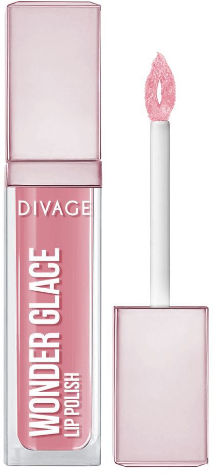 DIVAGE Лак для губ WONDER GLACE, тон № 02, 5 мл009288DIVAGE приготовил для тебя отличный подарок - лак для губ с инновационной формулой, которая придает глубокий и насыщенный цвет. Роскошное глянцевое сияние на твоих губах сделает макияж особенным и неповторимым. 8 самых актуальных оттенков, чтобы ты могла выглядеть ярко и привлекательно в любой ситуации. Особая форма аппликатора позволяет идеально прокрашивать губы и делает нанесение более комфортным. Лак не только смотрится ярко, но и увлажняет и защищает твои губы. Будь самой неповторимой этой весной и восхищай всех роскошным блеском и невероятно насыщенным цветом с лаком для губ «WONDER GLACE» от DIVAGE!