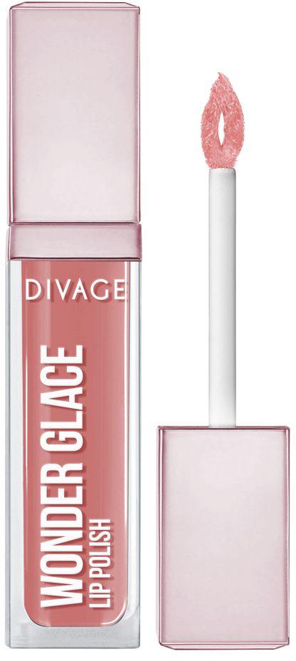 DIVAGE Лак для губ WONDER GLACE, тон № 03, 5 мл009295DIVAGE приготовил для тебя отличный подарок - лак для губ с инновационной формулой, которая придает глубокий и насыщенный цвет. Роскошное глянцевое сияние на твоих губах сделает макияж особенным и неповторимым. 8 самых актуальных оттенков, чтобы ты могла выглядеть ярко и привлекательно в любой ситуации. Особая форма аппликатора позволяет идеально прокрашивать губы и делает нанесение более комфортным. Лак не только смотрится ярко, но и увлажняет и защищает твои губы. Будь самой неповторимой этой весной и восхищай всех роскошным блеском и невероятно насыщенным цветом с лаком для губ «WONDER GLACE» от DIVAGE!