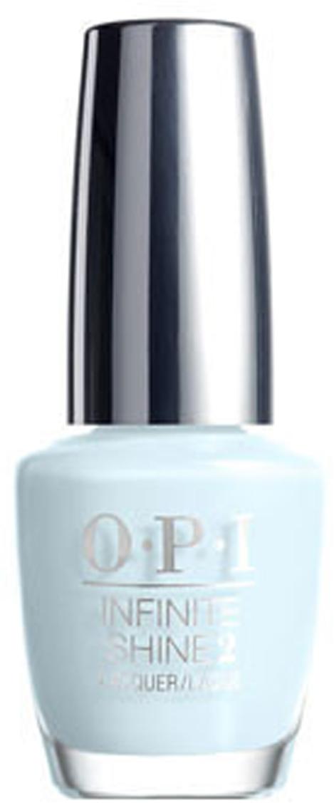 OPI Infinite Shine Лак для ногтей Eternally Turquoise, 15 мл
