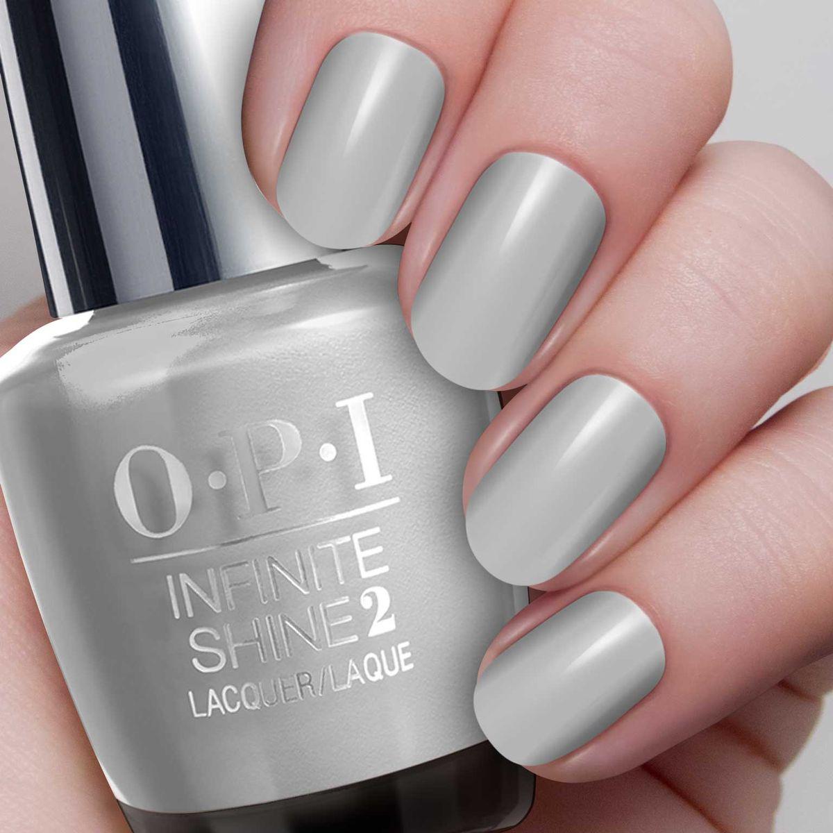 OPI Infinite ShineЛак для ногтей Silver on Ice, 15 мл OPI