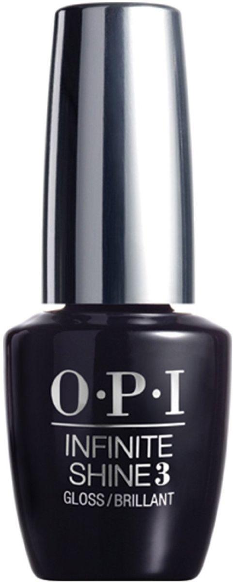 OPI Infinite Shine Top Coat Верхнее покрытие для ногтей, 15 мл opi покрытие верхнее быстрая сушка rapidry top coat 15 мл