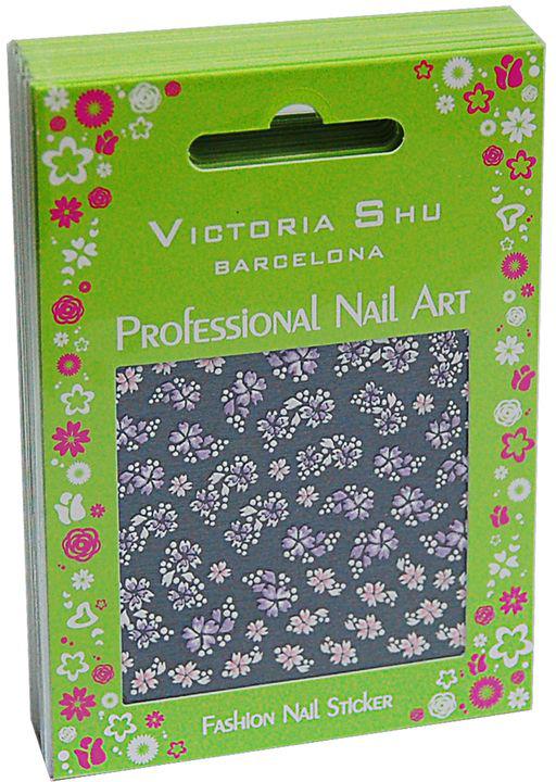 Victoria Shu NS011 Комплект наклеек для ногтей, 12 шт1081V15671Наклейки для ногтей позволяют украсить ногти так, как это невозможно сделать при помощи обычного лака.Как ухаживать за ногтями: советы эксперта. Статья OZON Гид