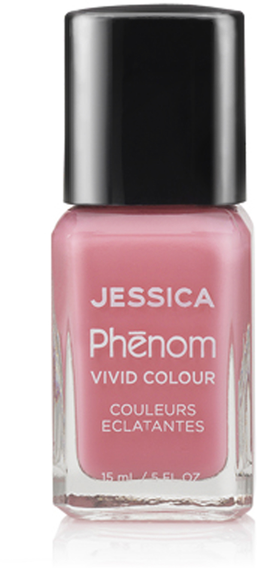 "Jessica Phenom Цветное покрытие Vivid Colour ""Saint Tropez"" № 27, 15 мл"