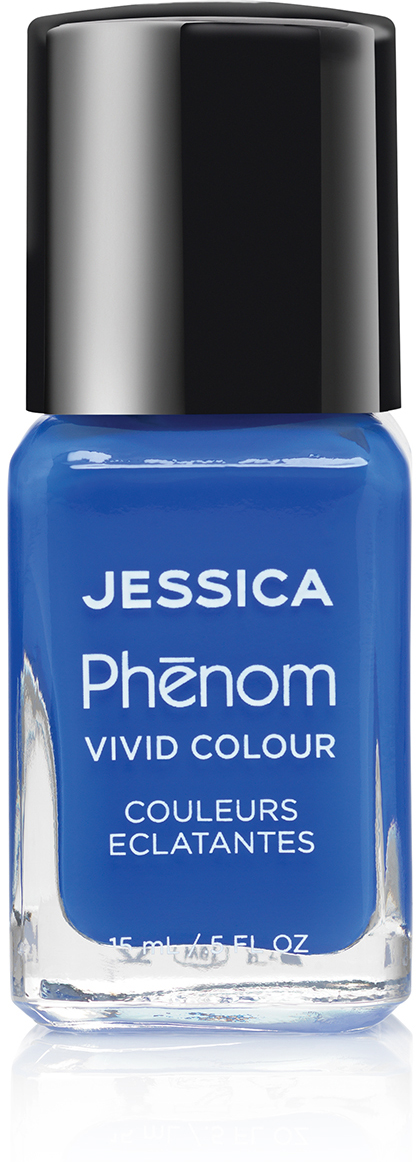 Jessica Phenom Цветное покрытие Vivid Colour Decadent № 35, 15 мл jessica набор для хрупких ногтей jessica kits brittle nail kit mini recovery brilliance phenomen oil mj 146 3 7 4 мл