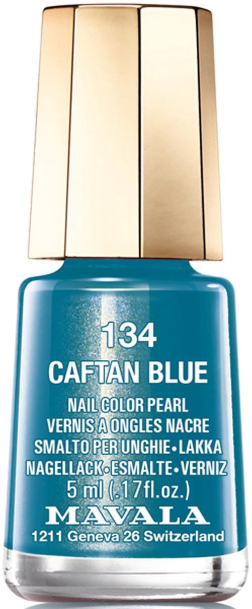 Mavala Лак для ногтей Синий бархат/ Caftan Blue, Тон 134, 5 мл08-1466Лаки для ногтей Mavala представлены классическими и ультрамодными оттенками. Они пропускают воздух даже через 3-4 слоя, давая возможность ногтям дышать. Специально разработанный состав лаков позволяет им оставаться свежими и насыщенными долгое время.Лаки не содержат толуол, формальдегид, камфору, дибутил фталат, канифоль и добавленный никель.Как ухаживать за ногтями: советы эксперта. Статья OZON Гид