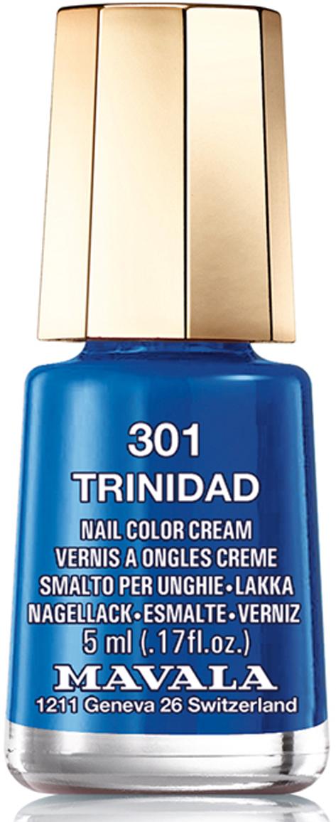Mavala Лак для ногтей Тринидад/Trinidad , Тон 301, 5 мл mavala лак для ногтей тон 112 pink boudoir