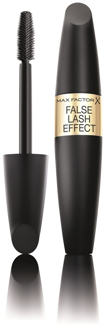 Max Factor Тушь Для Ресниц С Эффектом Накладных Ресниц False Lash Effect Full Lashes Natural Look Mascara Black brown 13 мл тушь для ресниц max factor false lash effect epic mascara 01 цвет 01 black variant hex name 000000 вес 20 00