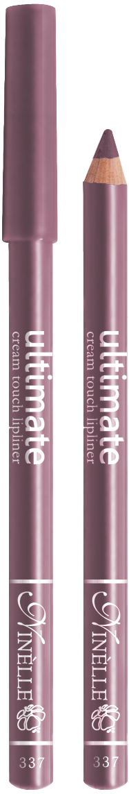 Ninelle Карандаш для губ Ultimate №337, 1,5 г ninelle карандаш для губ ultimate 332