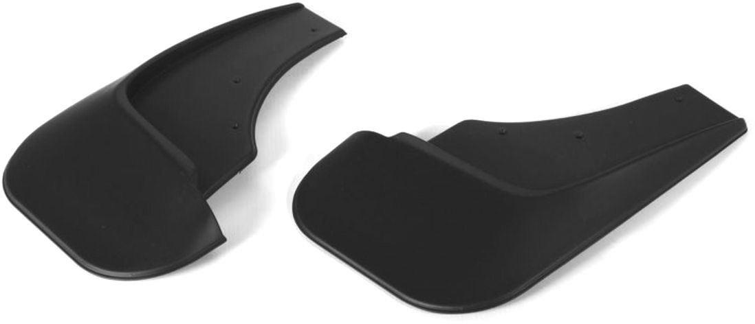 Комплект задних брызговиков  Rival , для Lada Largus 2012-, 2 шт - Тюнинг и защита - Брызговики