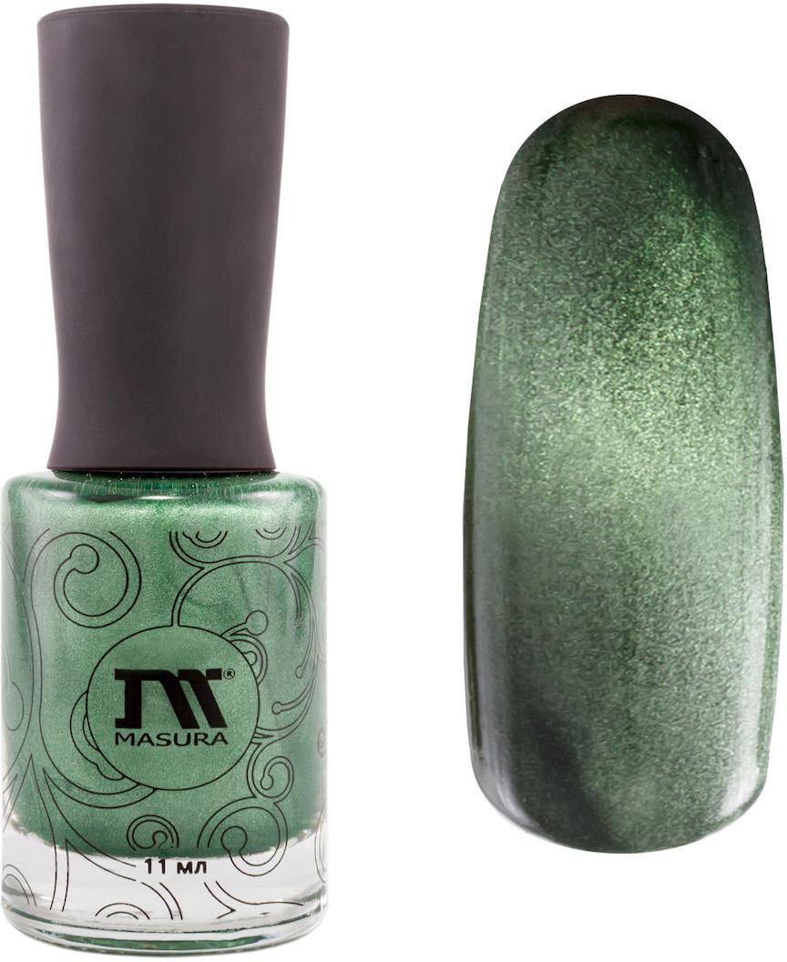 Masura Лак для ногтей Совершенный Изумруд, 11 мл904-118изумрудныйКак ухаживать за ногтями: советы эксперта. Статья OZON Гид