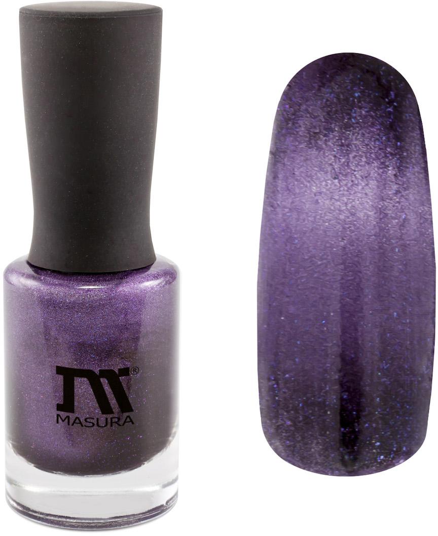 Masura Лак для ногтей Загадочный Аметрин, 11 мл904-167насыщенный темно-фиолетовый, с лиловым подтоном, с синими микроблестками, плотныйКак ухаживать за ногтями: советы эксперта. Статья OZON Гид