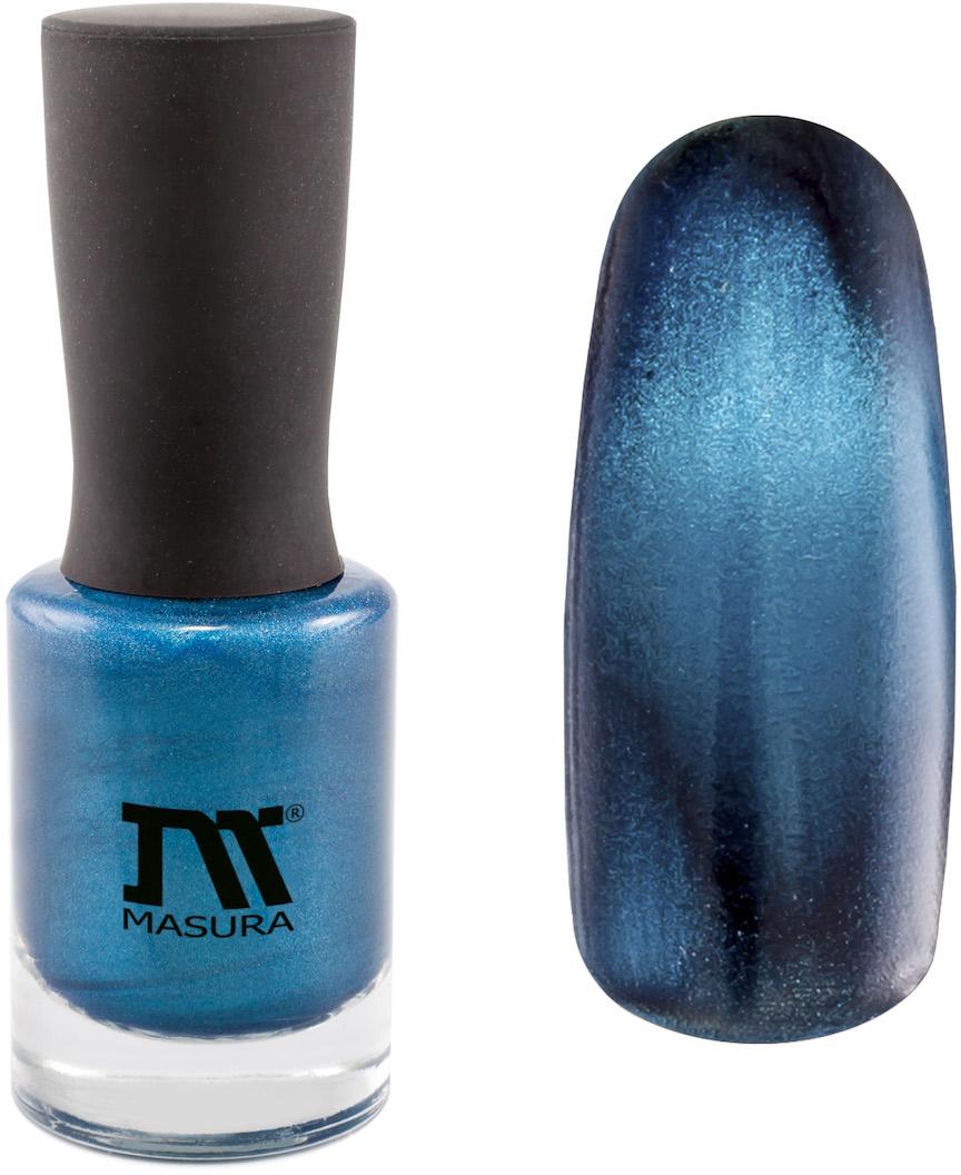 Masura Лак для ногтей Горный Азурит, 11 мл803насыщенный глубокий синий, с голубым подтоном, плотныйКак ухаживать за ногтями: советы эксперта. Статья OZON Гид